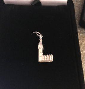 Big Ben Bracelet Charm