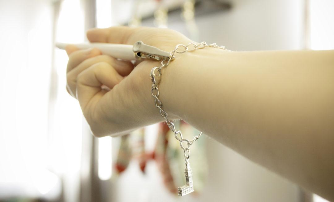 Putting Bracelet On By Myself