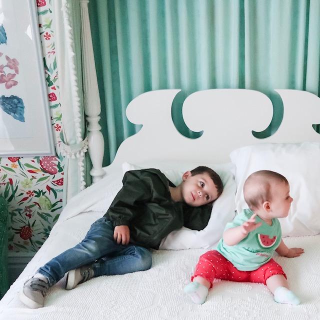 Kids At Grand Hotel