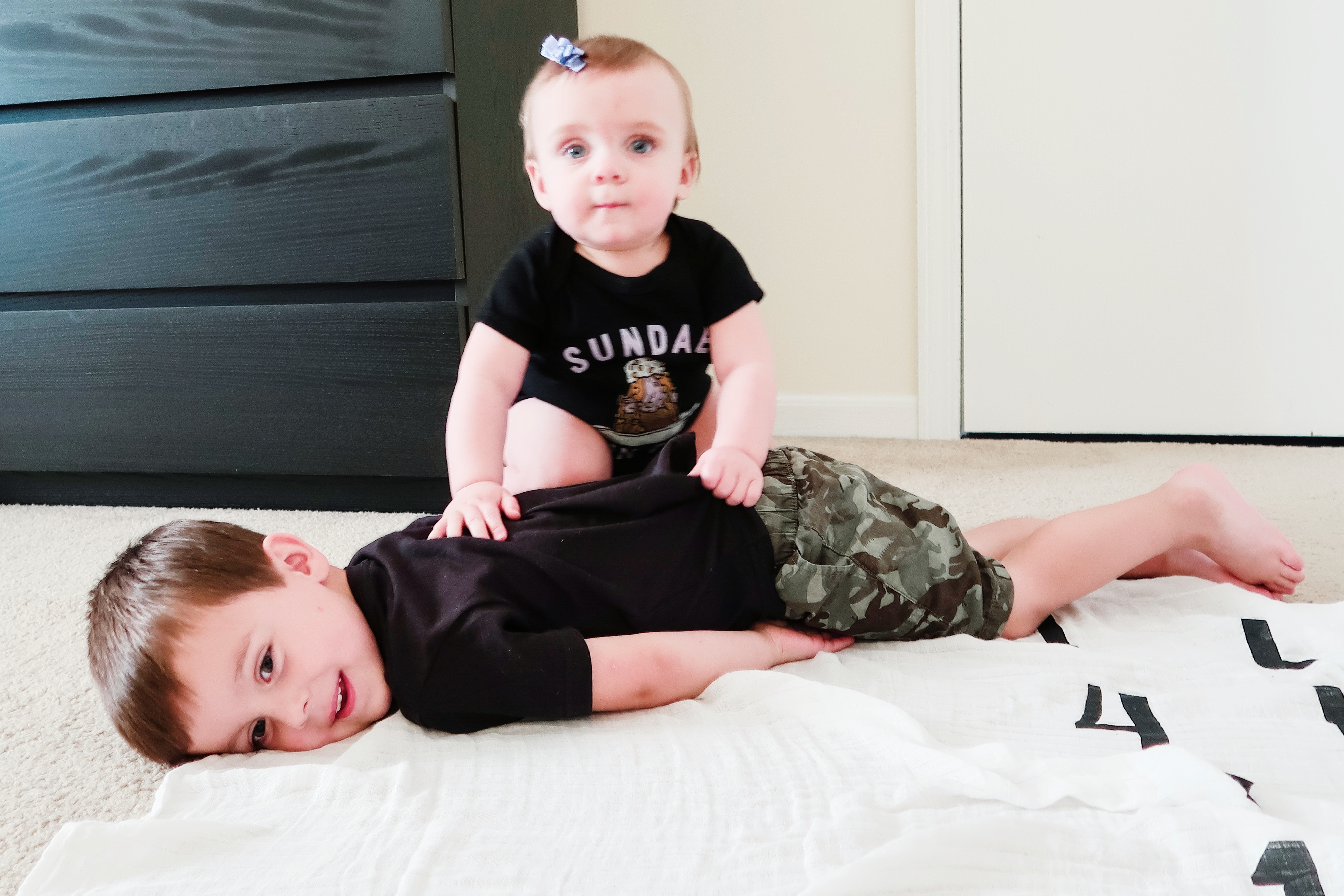 Liam and London
