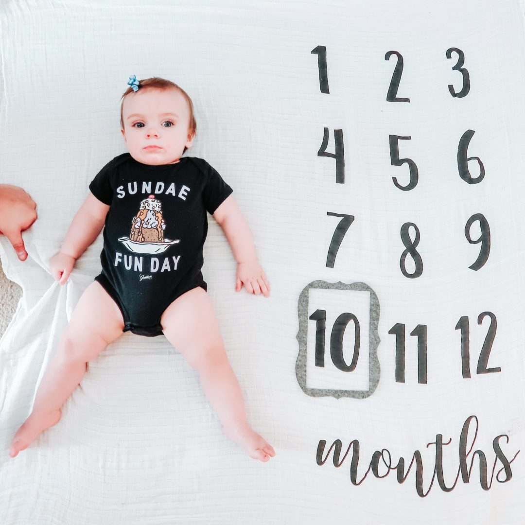 London is 10 Months Old
