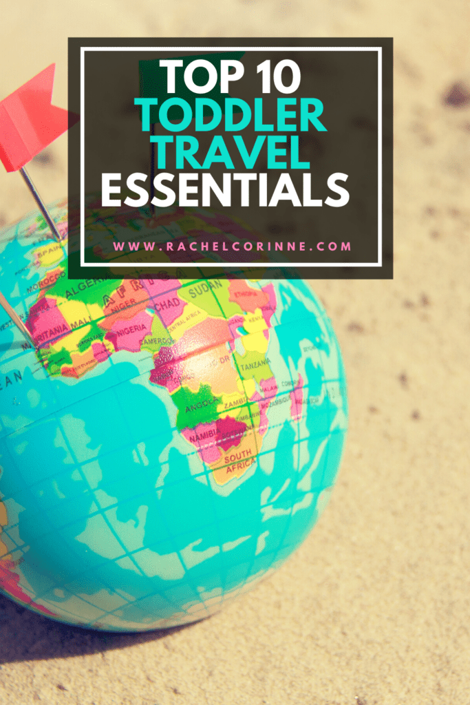 toddler travel necessities pinterest pin